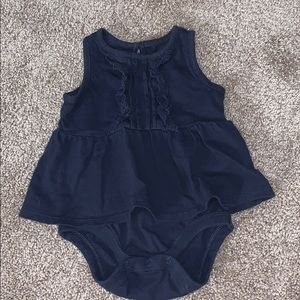 BabyGap dress romper